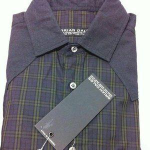 Brian Dales Italian urban beautiful shirt 15.75/40